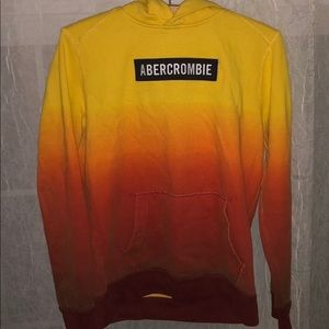 Abercrombie and Fitch box looks sweater